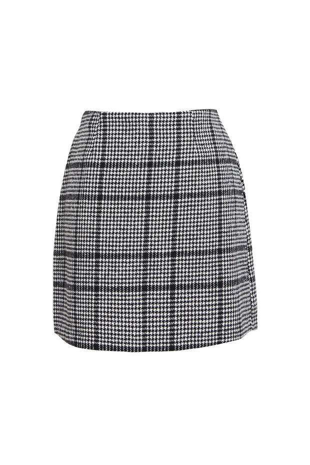 storets.com Peggy Plaid Skirt-2 Colors