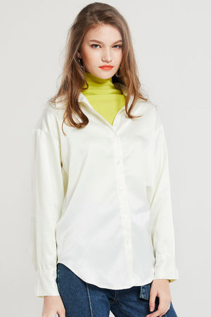 Gigi Satin Shirt