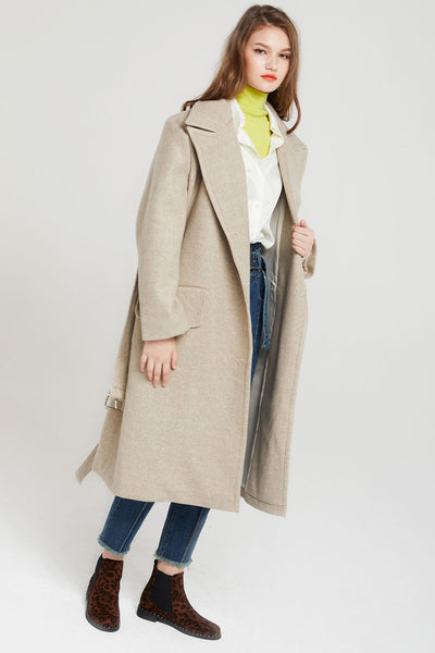 Cynthia Belted Coat