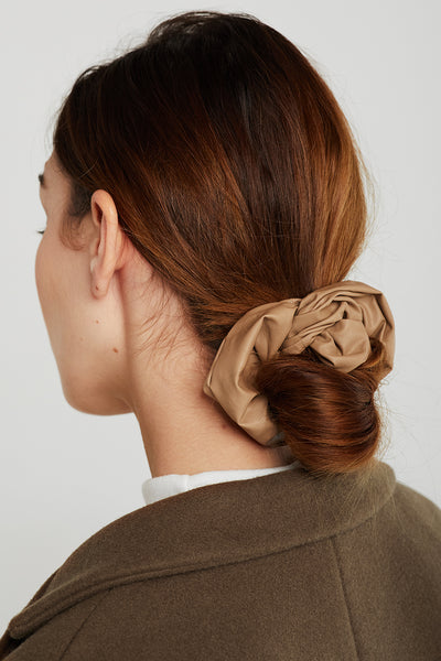 Another Pleather Scrunchies