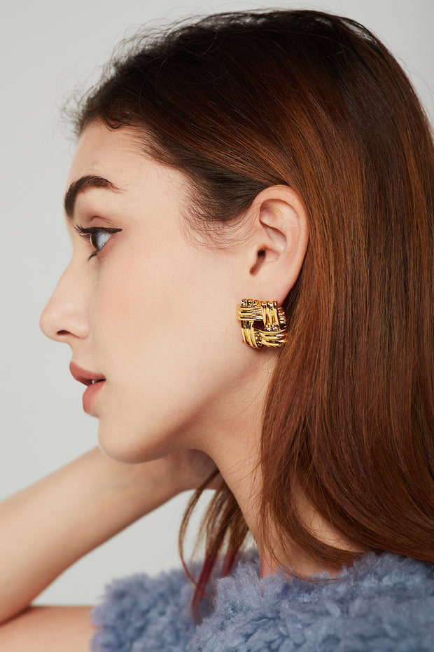 storets.com Lattice Earrings