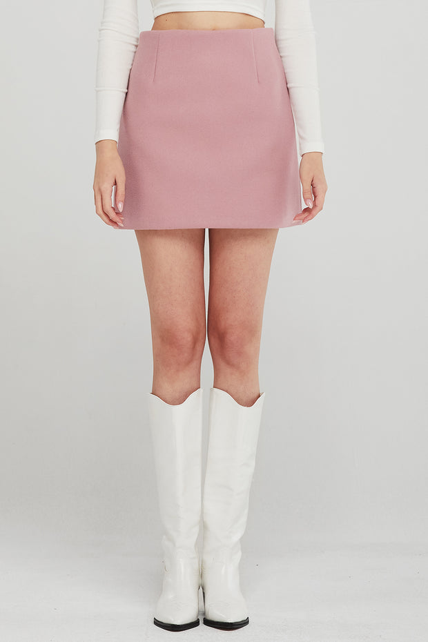 Harper Cozy Mini Skirt