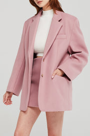 Harper Oversized Boyfriend Jacket