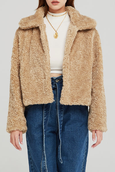 Melody Faux Fur Jacket