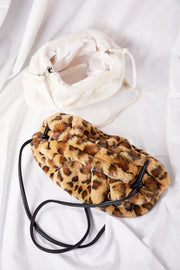 Mink Fur Clutch