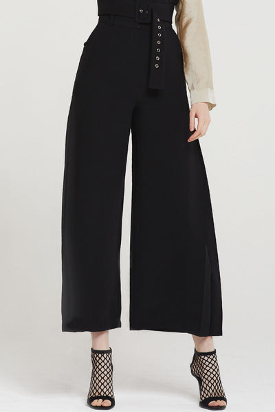 Regina Side Pleated Pants