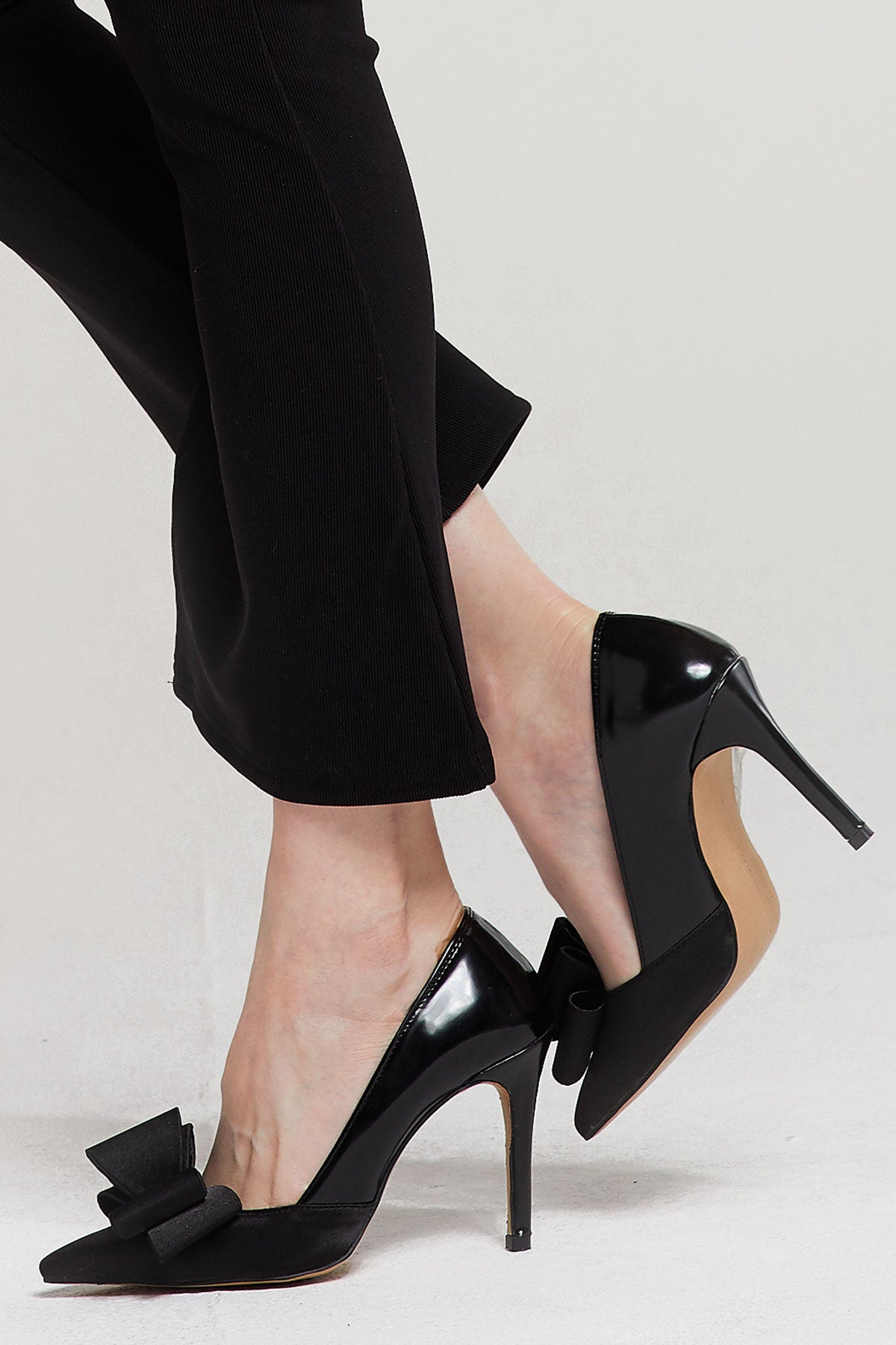 Cara Butterfly Bow Stilettos