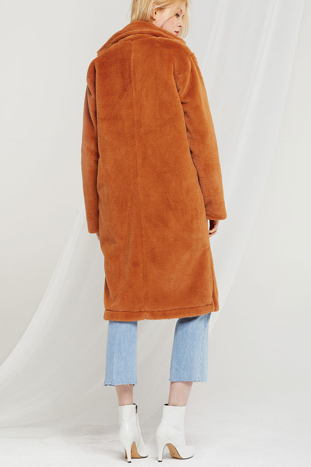 storets.com Gia Fuzzy Coat-2 Colors