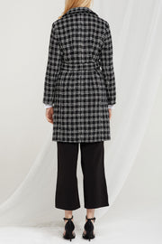 storets.com Mabel Criss Cross Coat