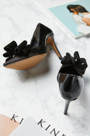 Cara Butterfly Bow Stilettos-2 Colors