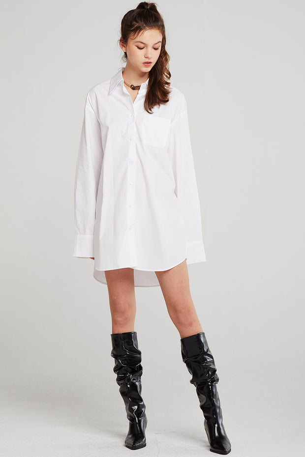 Kinsley Shirt Dress