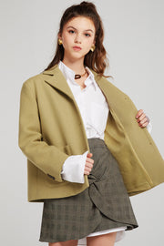 Emery Oversized Pocket Jacket