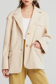 Ashley Oversized Boyfriend Blazer