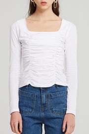 Dana Ruched T-shirt
