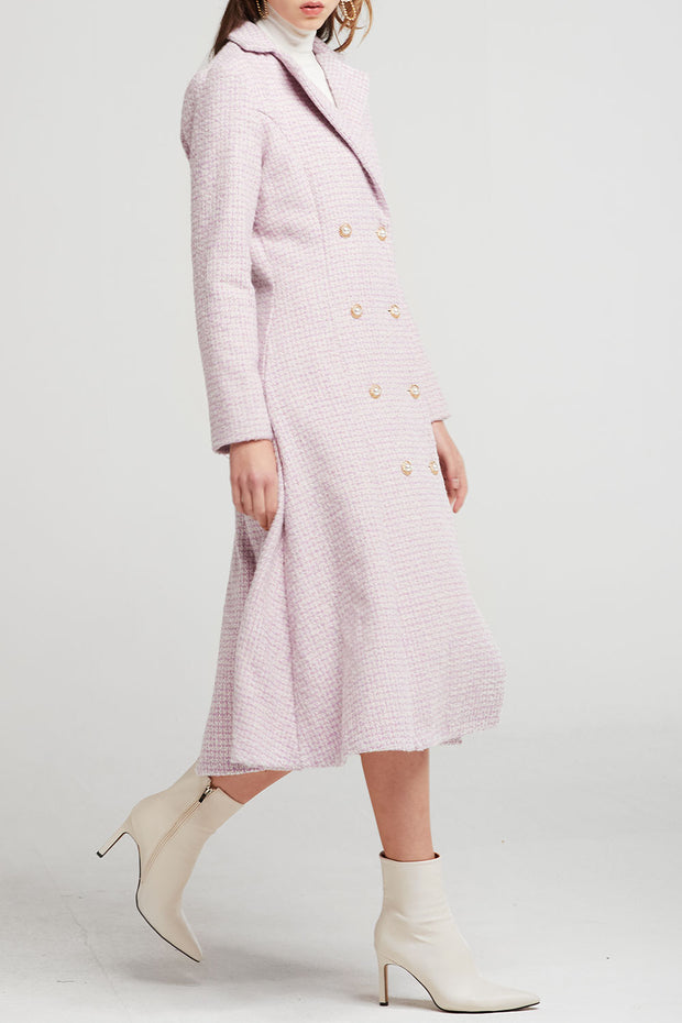 Sophia Tweed Blazer Dress