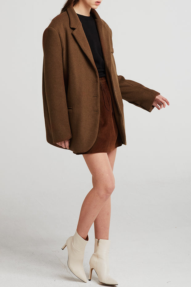 Cara Oversized Fit Jacket