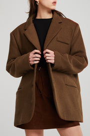 storets.com Cara Oversized Fit Jacket