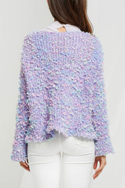Doreen Popcorn Sweater