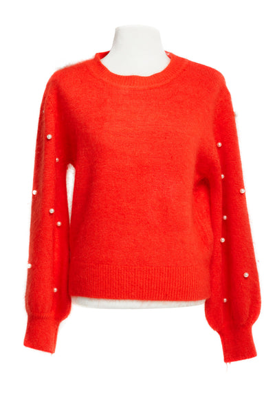 Andrea Pearly Sweater-2 Colors