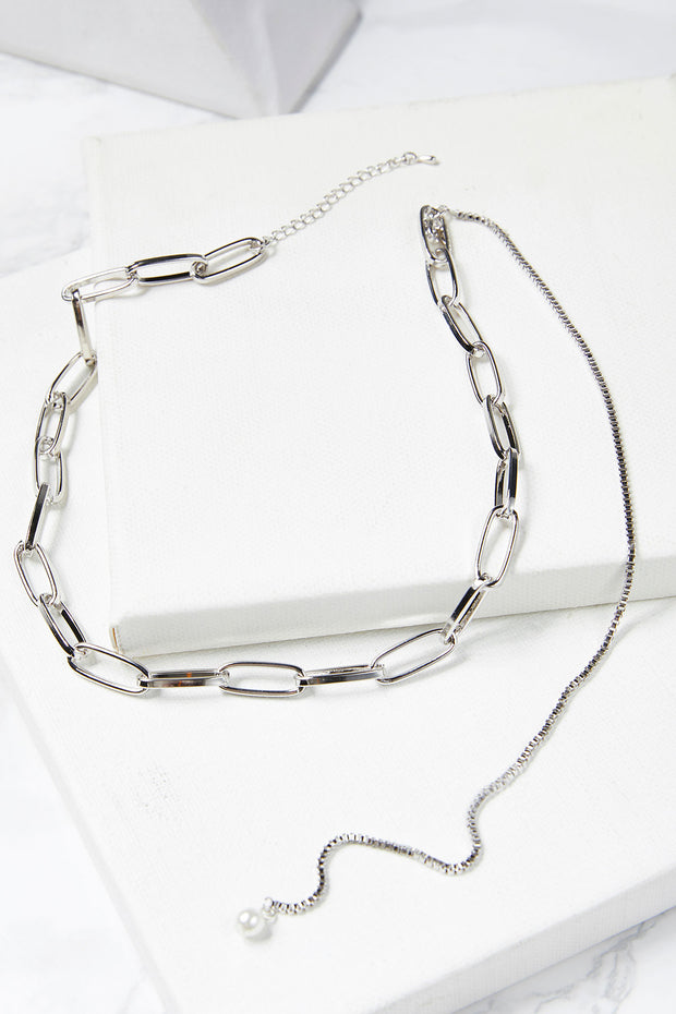 Chain Drop Necklace