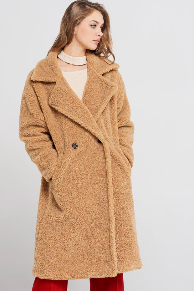 Julia Oversized Coat