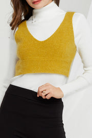 Marie Knit Crop Top