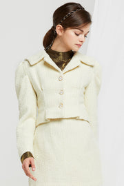 storets.com Zowie Pearl Buttoned Jacket
