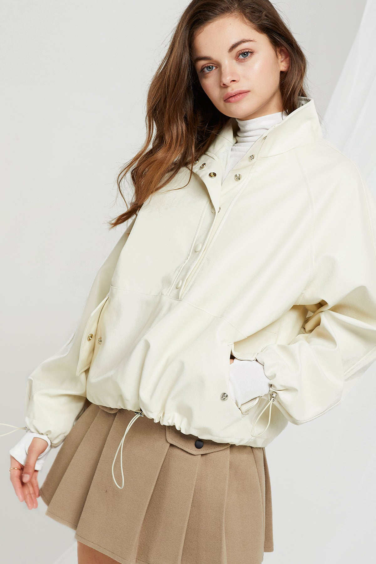 Alaina Short Jacket