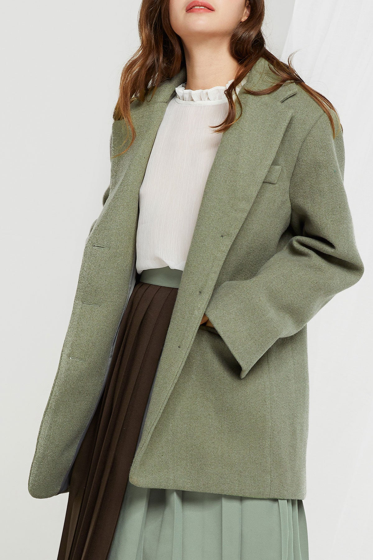 Riley Oversize Blazer Jacket