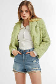 Nora Borg Cropped Jacket