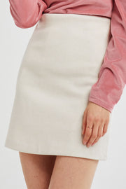 Clara A-Lined Mini Skirt