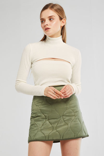 Kennedy Turtleneck 2-Piece Set