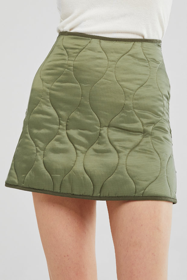 Julia Padded Mini Skirt