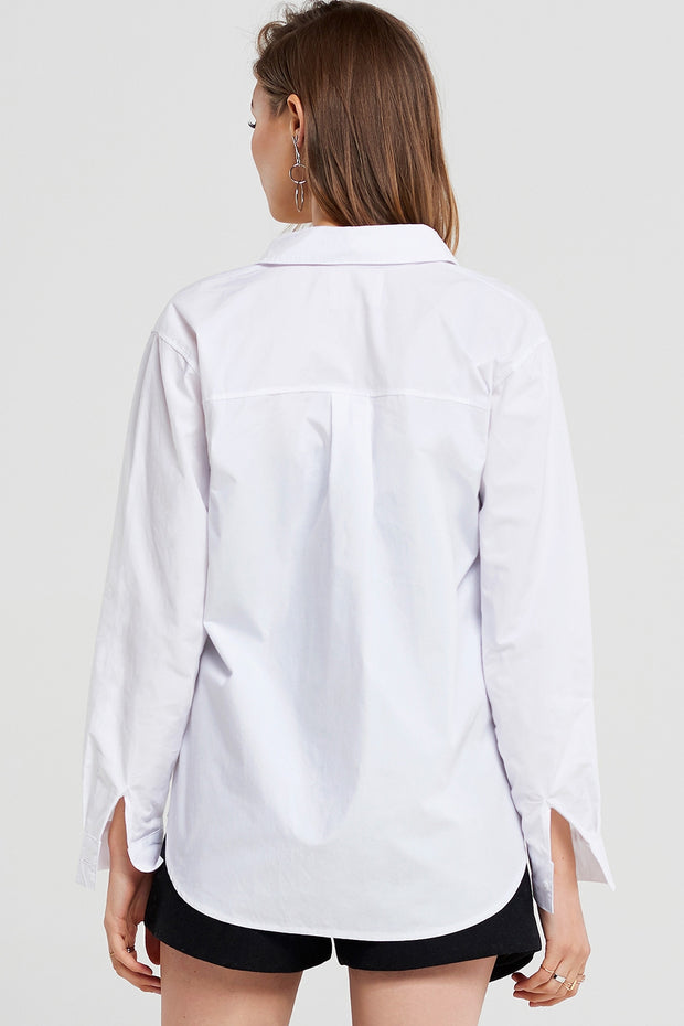Abigail Basic Shirt