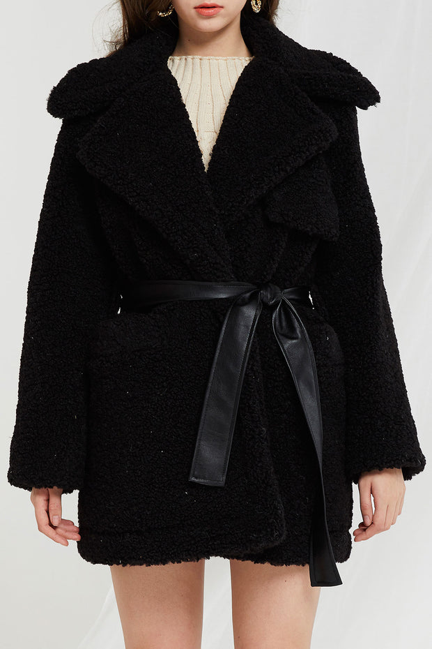 Diane Teddy Coat