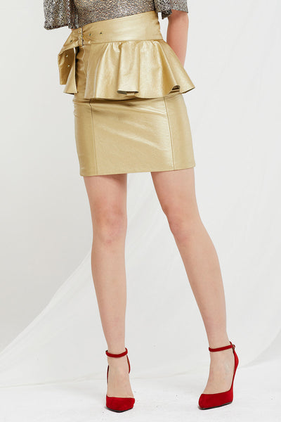 storets.com Fiona Skirt with Detachable Peplum