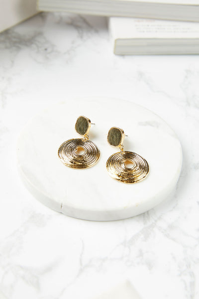 storets.com Kendra Golden Earrings