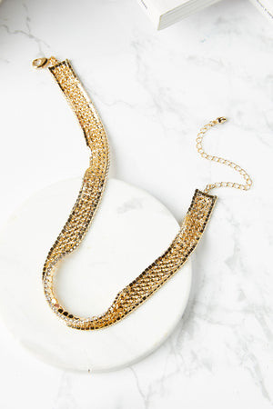 Golden Hours Choker