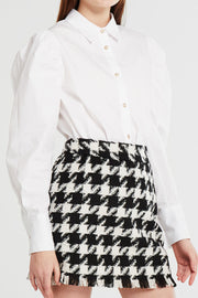 Lori Houndstooth 2 Piece Set