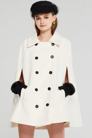 Julie Cape Coat