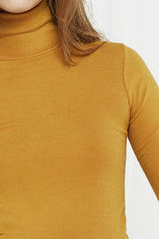 Joanna Basic Turtleneck-3 Colors