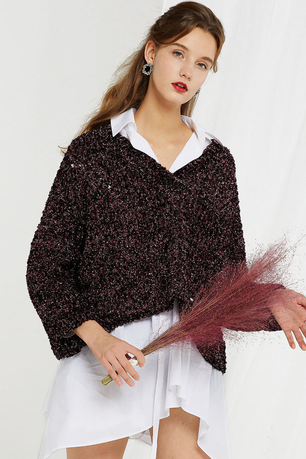 Mila Knitted Sweater-2 Colors
