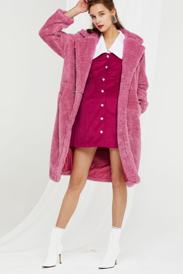 Louise Teddy Coat