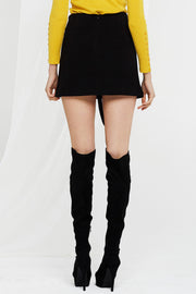 Rainee Tie Front Skirt-2 Colors