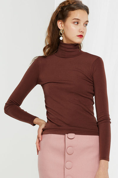Joanna Basic Turtleneck