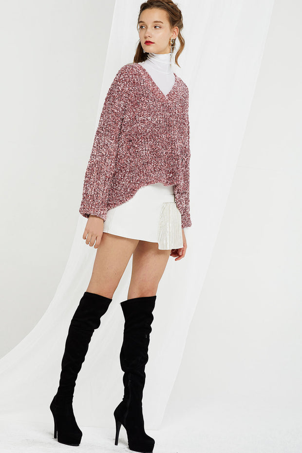 storets.com Mila Knitted Sweater-2 Colors