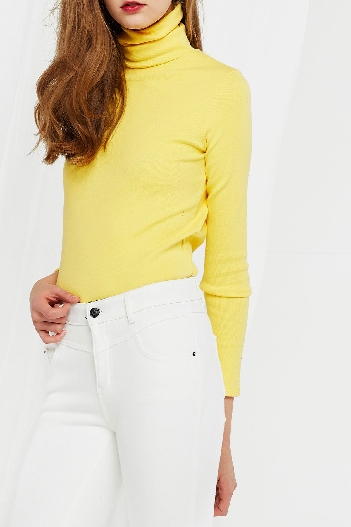 Maria Basic Turtleneck