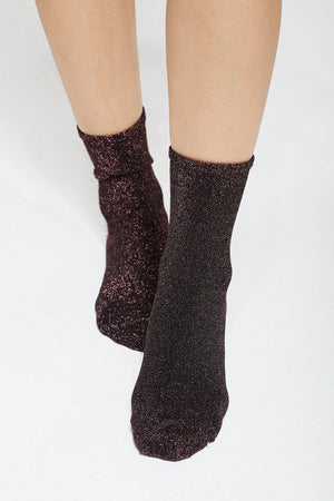 Florence Sparkly Socks