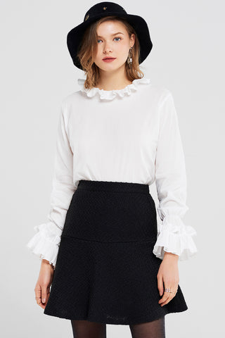 Sharon Coco Black Skirt