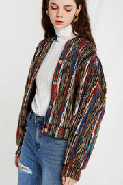 Penelope Multi Textured Jacket